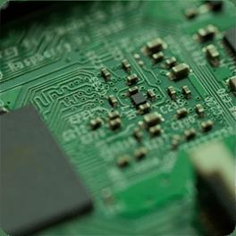 Green printed circuit board